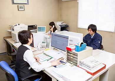 本社/金沢営業所